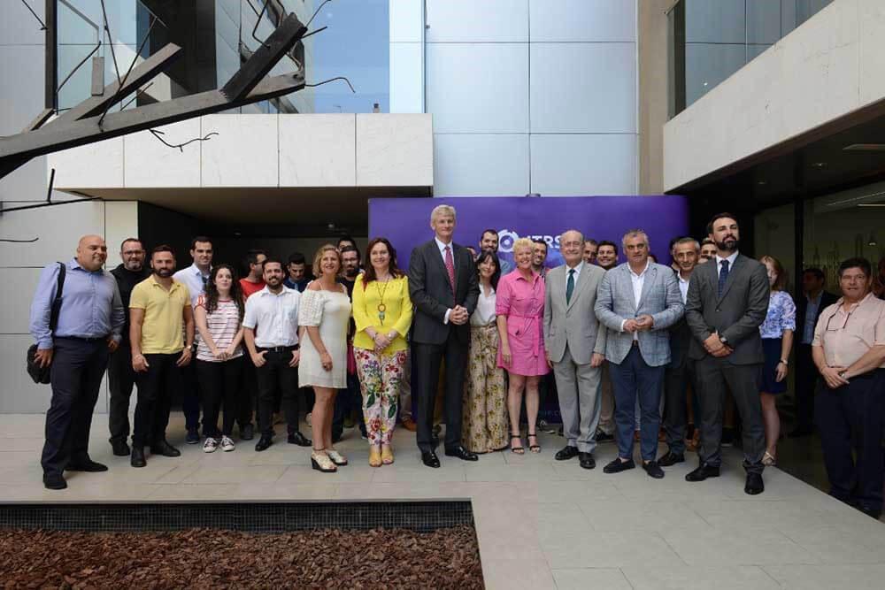 Inaugurada nuestra oficina para la multinacional tecnológica ITRS