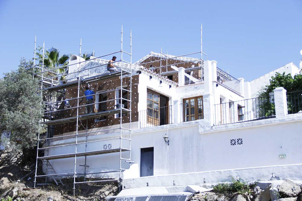 rehabilitacion energetica en malaga