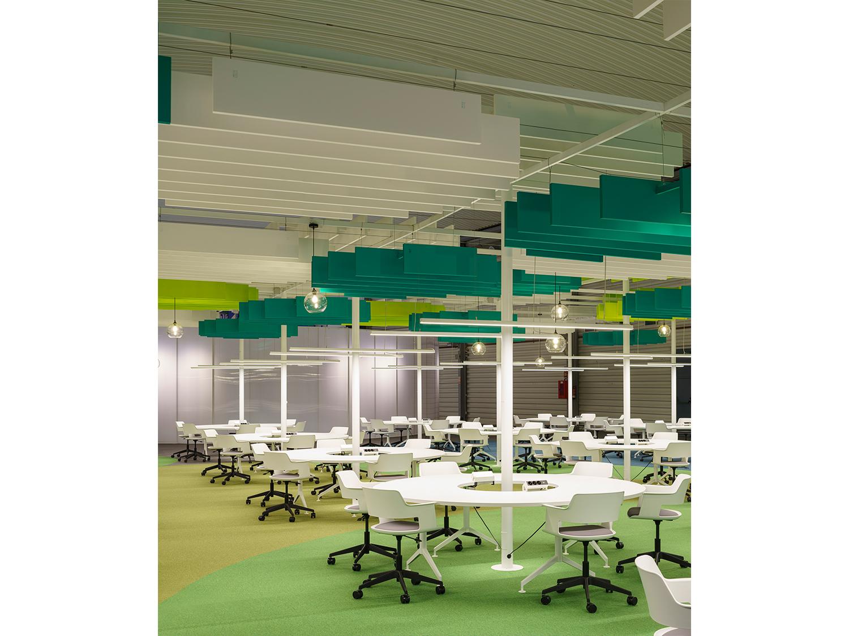 edificios de oficinas sostenible